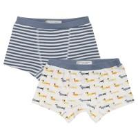 2er Pack Jungen Shorts Hunde