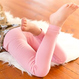 Rose Leggings elastisch robust leicht