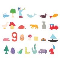 Vorschau: ABC Lernfiguren