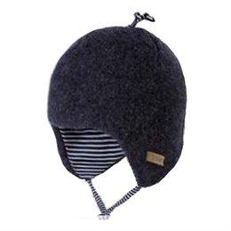 Öko Baby Wintermütze - auch für Tragehilfen - Klassiker
