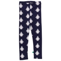 Coole Pinguin Leggings navy