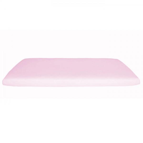Bio Matratzenbezug für Kinder - 70x140 cm - rosa