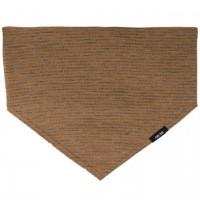 Wolle Seide elastisches weiches Halstuch ocker