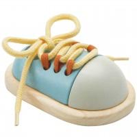 Lernschuh zum Schuhe binden lernen – ab 3 Jahren