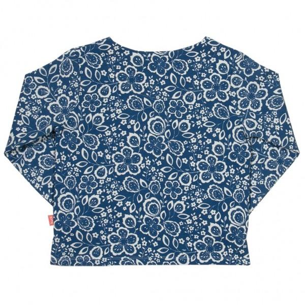 Warmes Langarmshirt für Mädchen