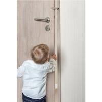 Vorschau: Türstopper für Kinder - taupe