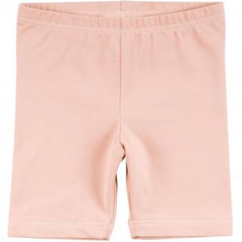 Edle Radlerhose elastisch rosa