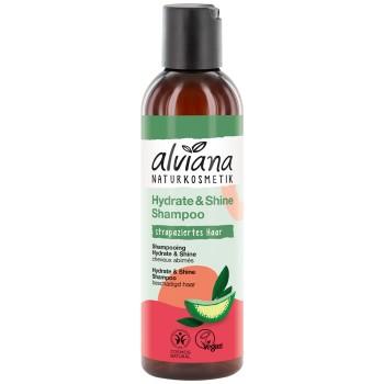 Glanz Shampoo mit Bio Granatapfel (200ml)