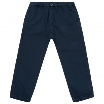 Outdoor Hose Twill in navy