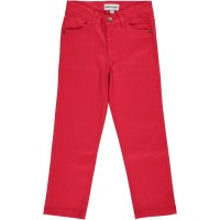 Softe Outdoorhose Unisex rot