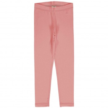 Uni Jersey Leggings in rosa