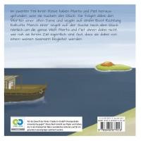 Vorschau: Reise nach Kalkutta Teil 2 pflanzlich gefärbtes Buch ab 2,5