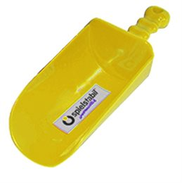 Schaufel gross - gelb