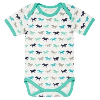 Bio Babybody Fairtrade kurzarm