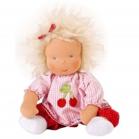 Waldorf Baby Puppe Organic - Mia