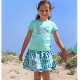 Enfant Terrible Mädchen Wenderock pastellgrün