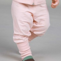 Babyhose hellrosa ganzjährig mit Softbund