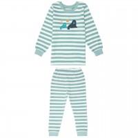 Kuschliger Frottee Schlafanzug Walross