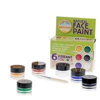 Gesichtsmalset 6 Farben
