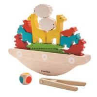 Balance- und Feingefühl mit Boot und Pinzette, 15-teilig