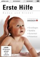 DVD Erste Hilfe - Babys und Kinder