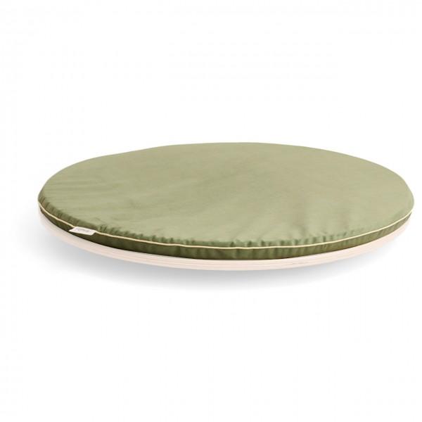Wobbel Auflage 360 Uni oliv-grün