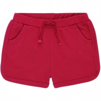 Robuste weiche Sweat Shorts pink