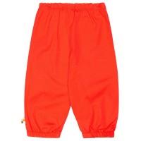 Vorschau: Leichte Outdoorhose rot - schmutzabweisend