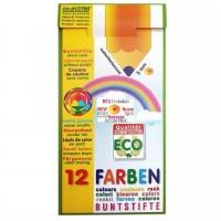 ökoNorm 12 Farb-Buntstifte normal und naturbelassen