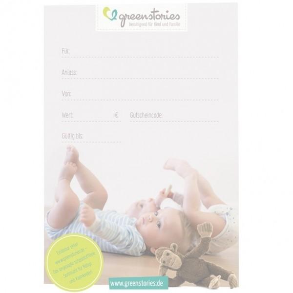 Email - Geschenkgutschein - via email - neutral