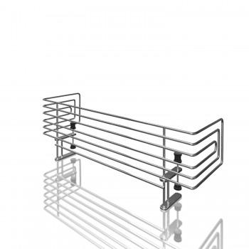 Herdschutzgitter Edelstahl 60 cm