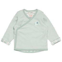 Baby Wickeljacke Jungen pastell - mint