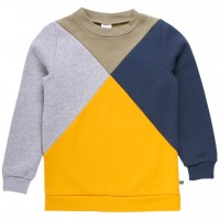 Sweatpullover Cross Farbmix