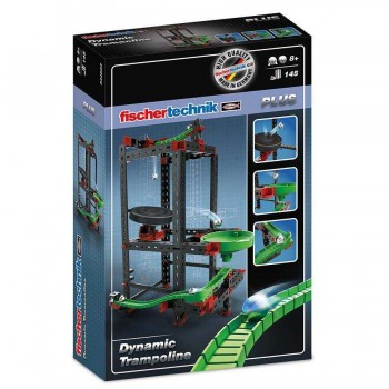 Dynamic Plus Trampolin Murmelbahn Ergänzungsset
