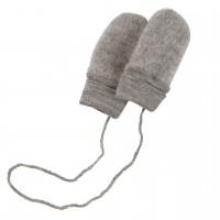 Fäustel Handschuhe Fleece grau