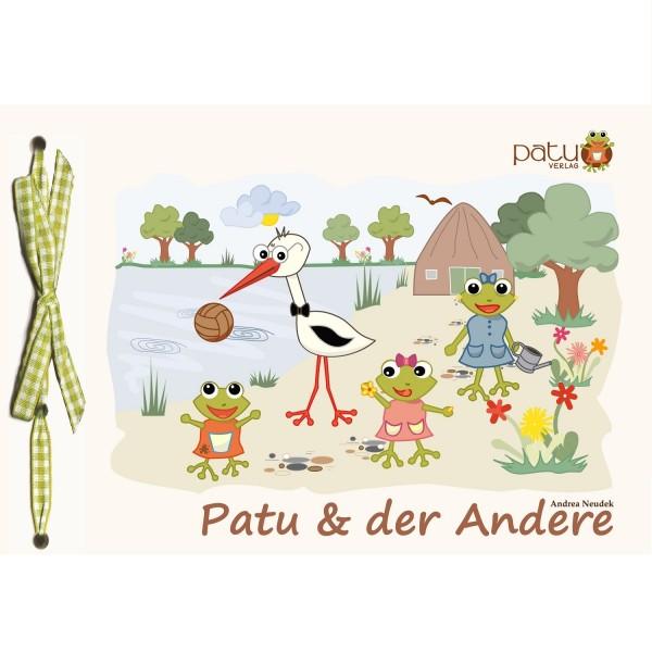 """Kinderbuch """"Patu & der Andere"""" - schult die Akzeptanz"""