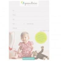 PDF - Geschenkgutschein - via email - Mädchen