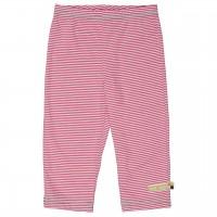 Leichte Sommerhose Ringel pink
