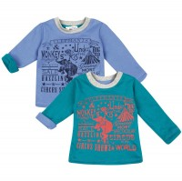 Vorschau: Cooles Wendeshirt für Babys & Kinder - warm und vielseitig!