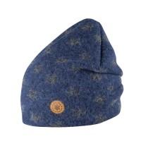 Sternen Walk Wintermütze dunkelblau