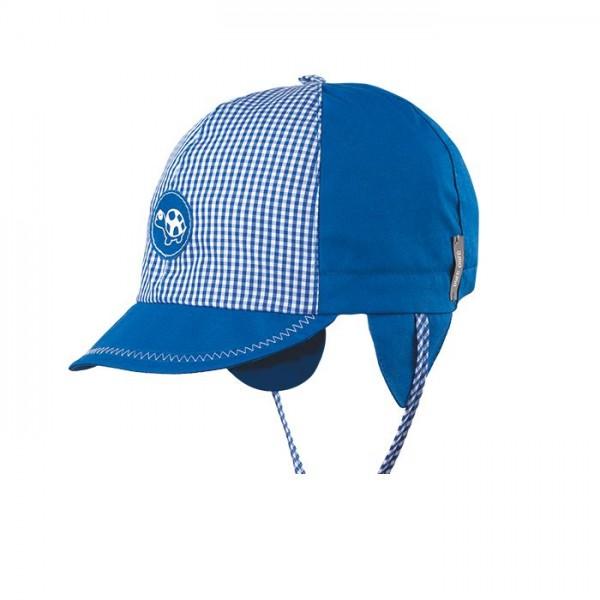 Sportliches Sommer-Capi mit Ohrenschutz