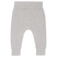 Baby Strickleggings grau