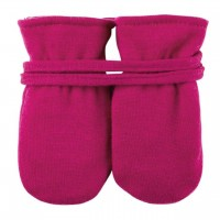 Bio Baby Handschuhe in pink