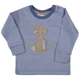 Hoppelhase Shirt mit soften Armbündchen