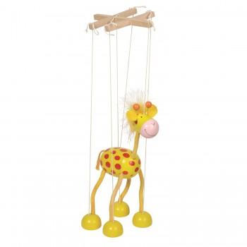 """Marionette für Kinder Giraffe """"Lulu"""""""