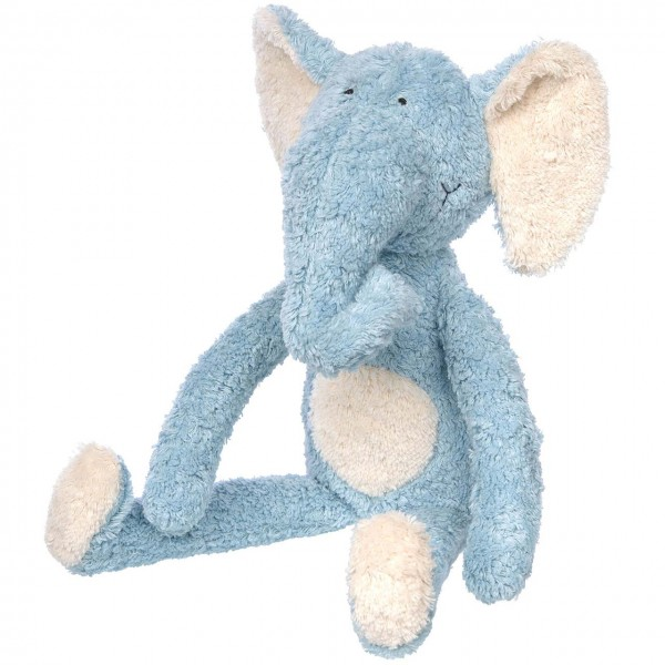 Bio Kuscheltier Schlenkertier Elefant 37 cm
