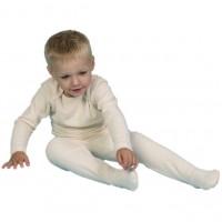 Frotteeschlafanzug mit Fuß für die kalte Jahreszeit