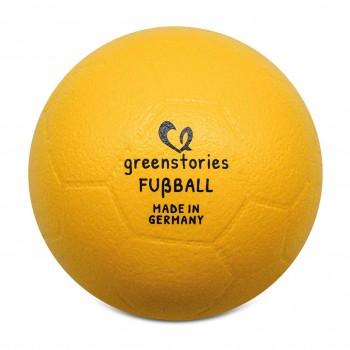 Fussball 21 cm gelb