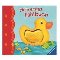 Mein erstes Fühlbuch mit lustigen Reimen ab 12 Monaten