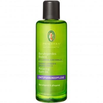 Badeöl Bio Lavendel & Bio Vanille - 100 ml